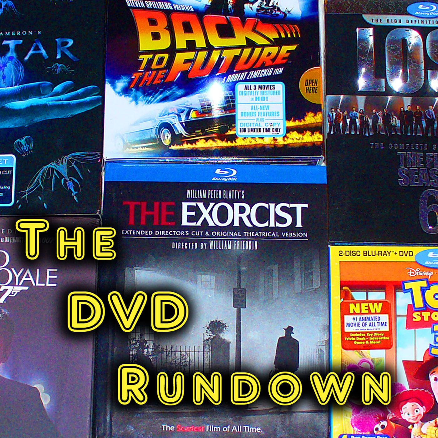 Kevin Carr's DVD Rundown